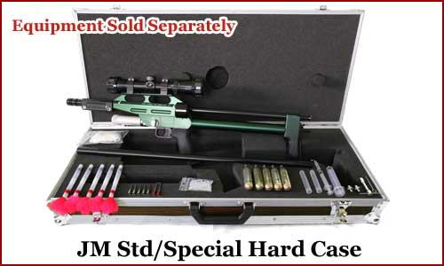 JM Special Hard Sided Carry Case